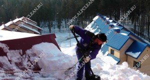 Уборка снега с крыш_ALPCLEAN.RU_ 13