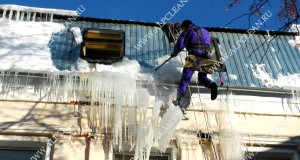 Уборка снега с крыш_ALPCLEAN.RU_ 14