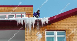 Уборка снега с крыш_ALPCLEAN.RU_ 16