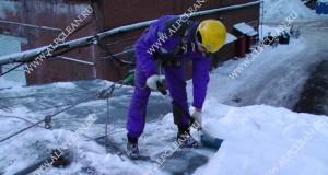Уборка снега с крыш_ALPCLEAN.RU_ 20