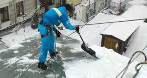 Уборка снега с крыш_ALPCLEAN.RU_ 21